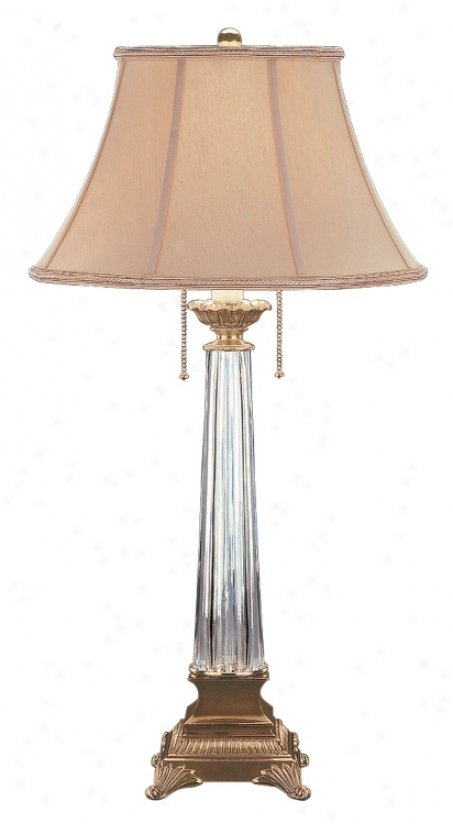 Waterford Crystal Table Lamp (46640)