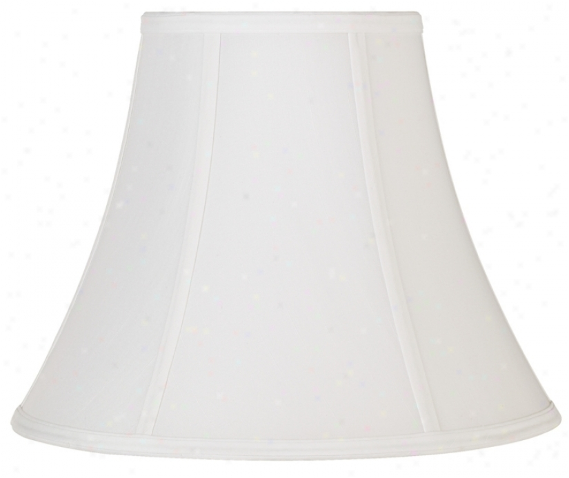 Pale Fabric Belp Shade 7x14x11 (spider) (u2606)