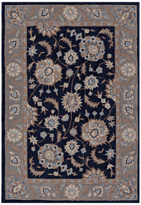 Winchester Collection Hawthorne Ships Superficial contents Rug (n8840)