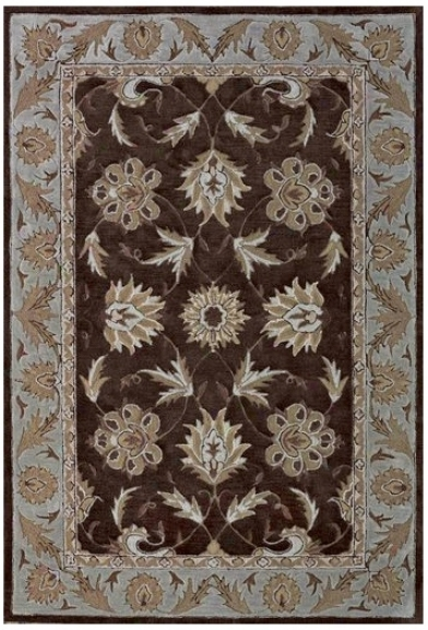 Winchester Collection Linden Fudge Area Rug (n8858)