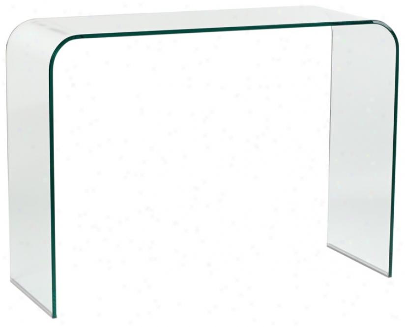 Zuk Mecca Console Table (r8334)