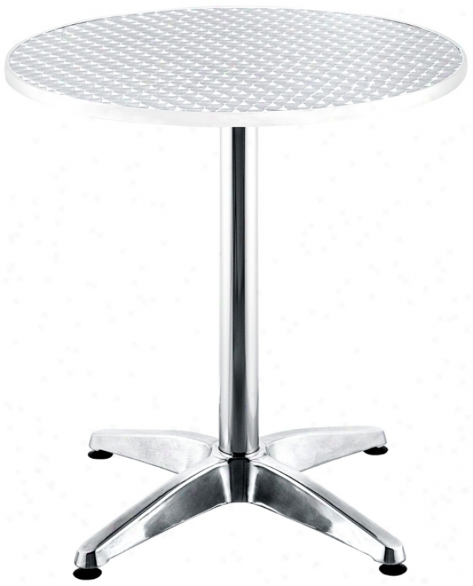 Zuo Modern Christabel Round Outdoor Dining Table (g4360)