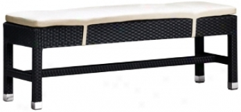 Zuo Myrtle Collection Double Seat Bench (g4367)