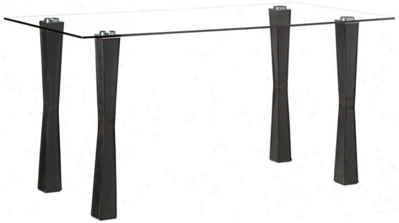 Zuo Stilt Black Counter Table (m7315)