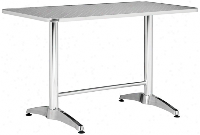 Zuo Vaux Rectangular Table (m7299)