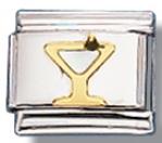 Martini Iyalian Charm Link