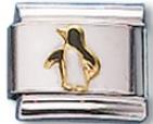 Penguin Italian Charm Link