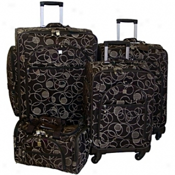 American Flyer Pattern Setts 4-piece Euro Set