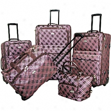 American Flyer Pattern Sets Pemberly 5-piece Set
