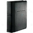 Andrew Philips Leather Goods  2in. D-ring Binder