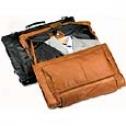 Andrew Philips Leather Goods  Vaqueta Deluxe Garment Carrier