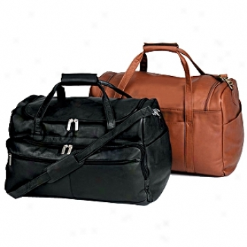 Andrew Philips Leather Movables  Vaqueta Deluxe Sports Bag