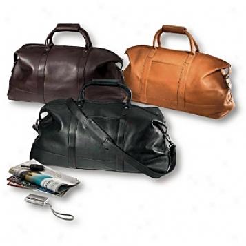 Andrew Philips Leather Goods  Vaqueta Getaway Sack