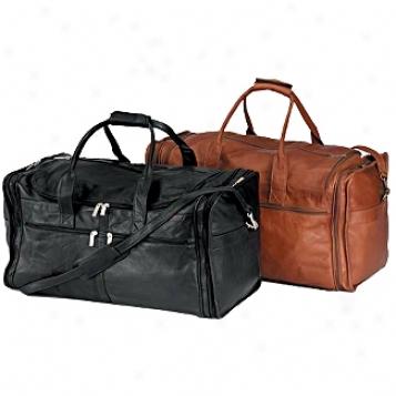Andrew Philips Leather Goods  Vaqqueta Large Duffel