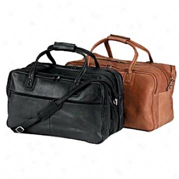 Andrew Philips Leather Goods  Vaqueta Overnighter