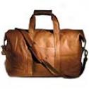 Andrew Philips Leather Goods  Vaqueta Quick Getaway Bag