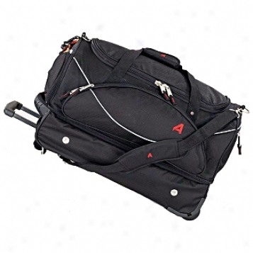 Athalon Fusion  Double Decker 22in. Wheeled Duffel