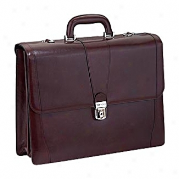 Bosca Briefcases Trick Gusset Brief