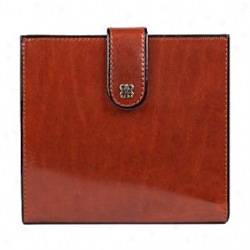 Bosca Leather Wallets / Acdessories 10 Pocket Attache Wallet