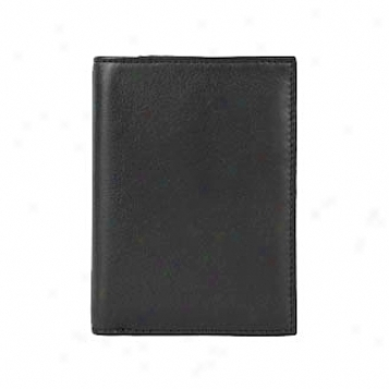 Bosca Leather Wallets / Accessories Double Id Trifold