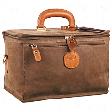 Brics Life Collection - Luggage 12in. Soft Beauty Case