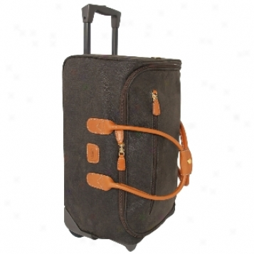 Brics Life Collection - Luggage 21 In. Rolling Duffel