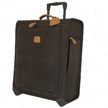 Brics Life Collection - Luggage 24 In. Trolley With Suiter