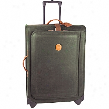 Brics Life Collection - Luggage 27 In. Trolley With Suiter