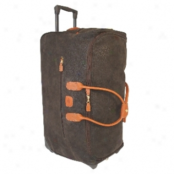 Brics Life Collection - Luggage 28 In. Rolling Duffel