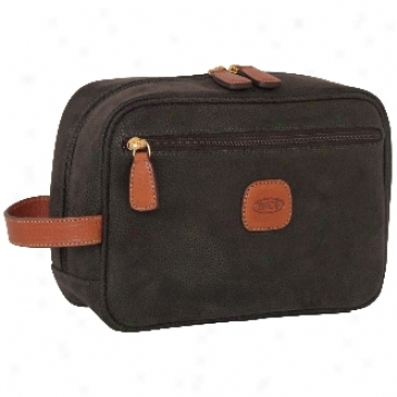 Brics Life Collection - Luggage Traditional Shave Case