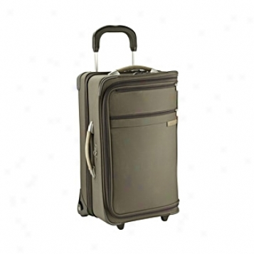 Briggs & Riley Baseline Luggage 22in. Carry-on Upright Garment Bag