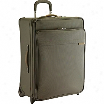 Briggs & Riley Baseline Luggage 24in. Expandable Upright
