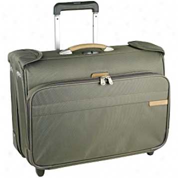 Briggs & Riley Baseline Luggage Carry-on Wheeled Garment Bag