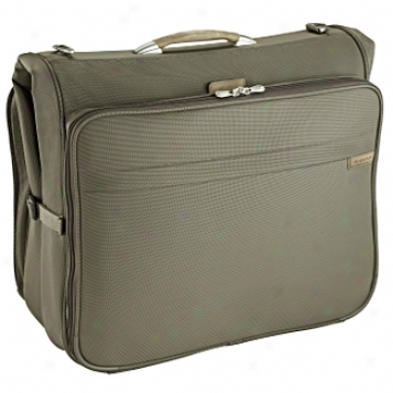 Briggs & Riley Baseline Luggage Deluxe Garment Bag