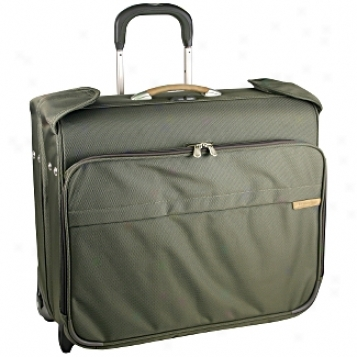Briggs & Riley Baseline Effects Deluxe Wheeled Garment Bag