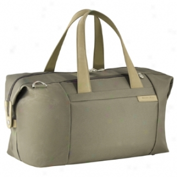 Briggs & Riley Baseline Luggage Large Travel Satchel