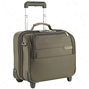 Briggs & Riley Baseline Luggage Wheeled Compact Tote
