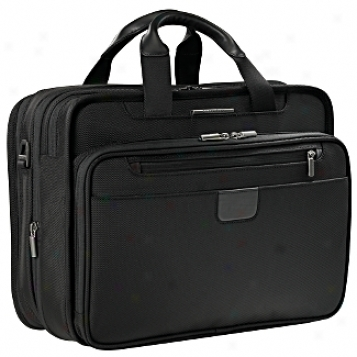 Briggs & Riley New @ Wrok Business Collection 15.4in. Executive Expandable Brief