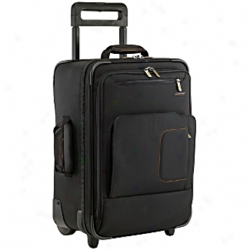 Briggs & Riley Verb Fuse 20in. Carry-on Computer Upright W/removable Speed Thru Sleeve