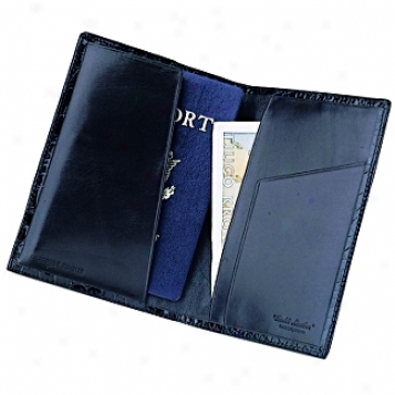 Budd Leather  Leather Goods And Accessories Soft Calf Passport Case