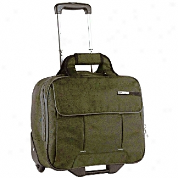 Calppak Luggage                      Tracer Rolling Laptop Brief
