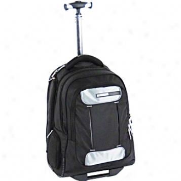 Calpak Rolling Backpacks Satellite 18in. Rolling Laptop Backpack