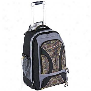 Calpak Rolling Backpacks Sclrpion 21in. Rolling Backpack