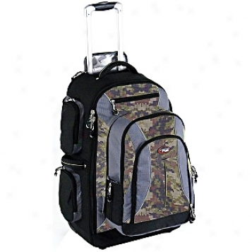 Calpak Rolling Backpacks Zurich 25in. Rolling Bwckpack
