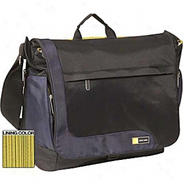 Case Logic Luggage And Briefcases Messenger Bag W/laptol Storage