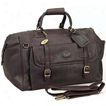 Claire Chase First Class Luggage Millionaire's Duffel