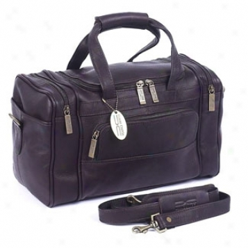 Claire Chase First Class Luggage Petite Spport Duffel