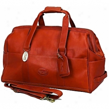 Claire Chase First Class Luggage Vintage Duffel Xl