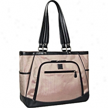 Clark & Mayfield Laptop Totes Selleood Laptop Tote 17in.