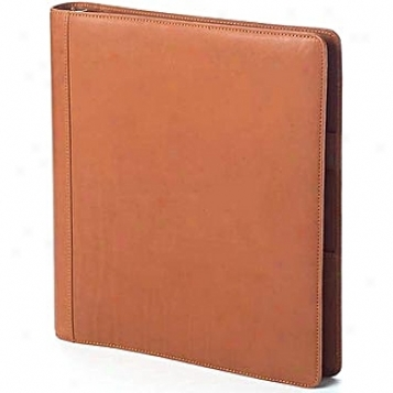 Clava Leathre Bags 3 Ring Binder